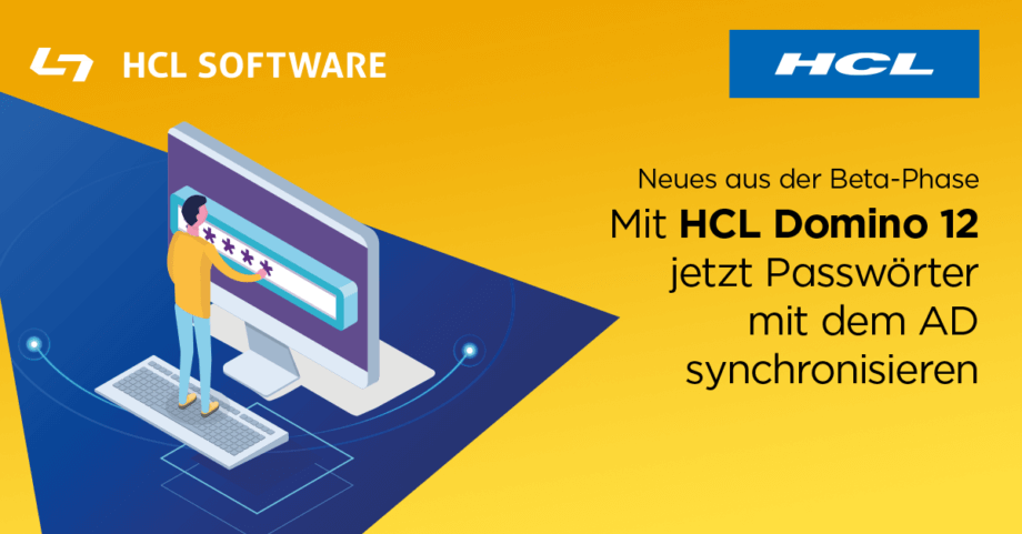 Passwörter in HCL Domino 12 mit Active Directory syncronisieren